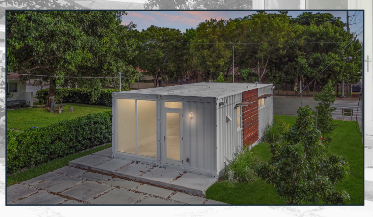 Newest Housing Trend: Shipping Containers for Homes, Office, Warehousing